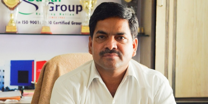 b s kushawaha, administrator, sagar group of institutions