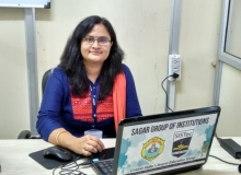 Prachi Shrivastava, Group Head Corporate Relations, best pharmacy college in bhopal