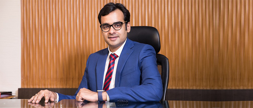 siddharth sudhir agrawal, managing director, sagar group